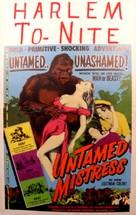 Untamed Mistress - poster (xs thumbnail)