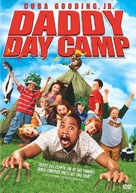 Daddy Day Camp - DVD movie cover (xs thumbnail)