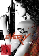 Everly - German DVD movie cover (xs thumbnail)