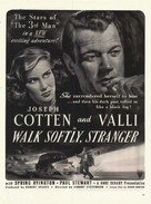Walk Softly, Stranger - poster (xs thumbnail)