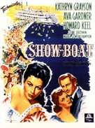 Show Boat - French Movie Poster (xs thumbnail)