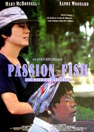 Passion Fish - German Movie Poster (xs thumbnail)