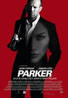 Parker - Croatian Movie Poster (xs thumbnail)