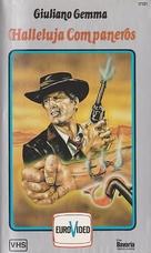 Arizona Colt - German VHS cover (xs thumbnail)