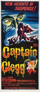 Captain Clegg - Australian Movie Poster (xs thumbnail)