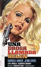 Paranoia - Spanish Movie Cover (xs thumbnail)