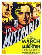 Les misérables - Movie Poster (xs thumbnail)