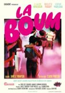 La Boum - German Movie Poster (xs thumbnail)