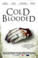 Cold Blooded - Canadian Movie Poster (xs thumbnail)