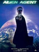 Alien Agent - Canadian Movie Poster (xs thumbnail)