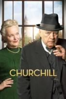 Churchill - German Movie Cover (xs thumbnail)