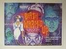 Death Warmed Up - British Movie Poster (xs thumbnail)