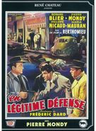 En légitime défense - French DVD cover (xs thumbnail)