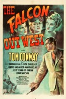 The Falcon Out West - Movie Poster (xs thumbnail)