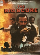 The Big Score - Movie Cover (xs thumbnail)