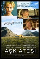 The Burning Plain - Turkish Movie Poster (xs thumbnail)