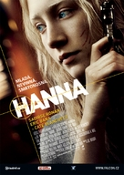Hanna - Czech Movie Poster (xs thumbnail)