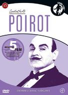 """Poirot"" - Danish DVD movie cover (xs thumbnail)"