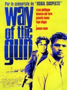 The Way Of The Gun - French Movie Poster (xs thumbnail)
