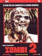Zombi 2 - Italian Movie Cover (xs thumbnail)