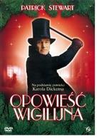 A Christmas Carol - Polish Movie Cover (xs thumbnail)