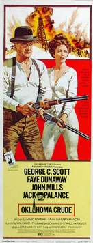 Oklahoma Crude - Movie Poster (xs thumbnail)