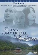 Bom yeoreum gaeul gyeoul geurigo bom - Movie Cover (xs thumbnail)