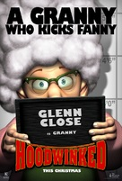 Hoodwinked! - Movie Poster (xs thumbnail)