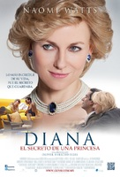 Diana - Mexican Movie Poster (xs thumbnail)