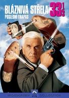 Naked Gun 33 1/3: The Final Insult - Czech DVD cover (xs thumbnail)