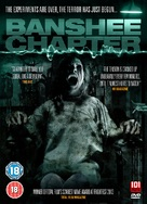 The Banshee Chapter - British DVD cover (xs thumbnail)
