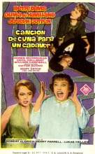Hush... Hush, Sweet Charlotte - Spanish Movie Poster (xs thumbnail)