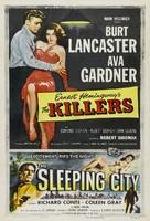 The Sleeping City - Combo movie poster (xs thumbnail)