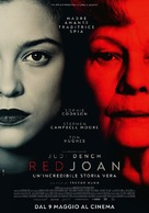 Red Joan - Italian Movie Poster (xs thumbnail)
