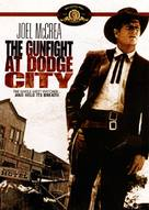 The Gunfight at Dodge City - DVD movie cover (xs thumbnail)