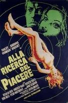 Alla ricerca del piacere - Italian Movie Poster (xs thumbnail)