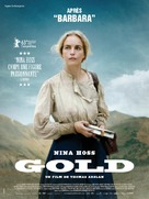 Gold - French Movie Poster (xs thumbnail)