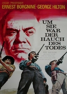 Los desesperados - German Movie Poster (xs thumbnail)