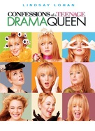 Confessions of a Teenage Drama Queen - DVD movie cover (xs thumbnail)