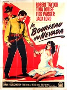 The Hangman - French Movie Poster (xs thumbnail)