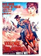 Oklahoma John - French Movie Poster (xs thumbnail)