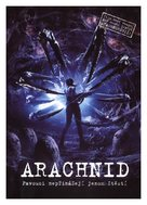 Arachnid - Czech Movie Poster (xs thumbnail)