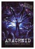 Arachnid - Czech Movie Poster (xs thumbnail)