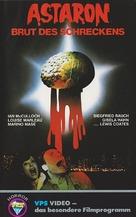Contamination - German VHS cover (xs thumbnail)