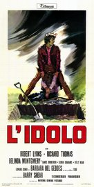 The Todd Killings - Italian Movie Poster (xs thumbnail)
