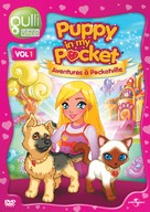 """Puppy in My Pocket: Adventures in Pocketville"" - French DVD cover (xs thumbnail)"