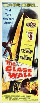 The Glass Wall - Movie Poster (xs thumbnail)