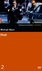 Heat - German Movie Cover (xs thumbnail)
