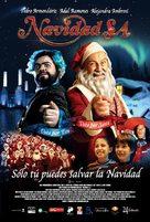 Navidad, S.A. - Mexican Movie Poster (xs thumbnail)