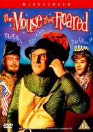 The Mouse That Roared - British DVD movie cover (xs thumbnail)